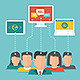 Vector User Generated Content Concept - GraphicRiver Item for Sale