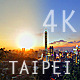 Taipei Sunset - VideoHive Item for Sale