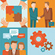 Teamwork Concept - GraphicRiver Item for Sale