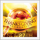 Thanks Giving Party  - GraphicRiver Item for Sale