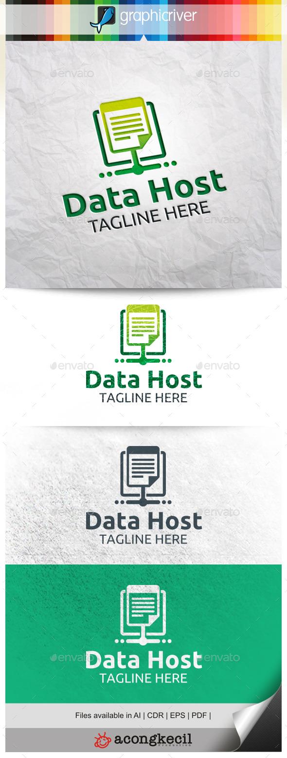 GraphicRiver Data Hosting 9385111