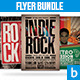 Music Flyer Bundle Vol.3 - GraphicRiver Item for Sale