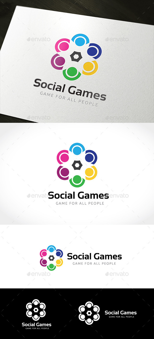 GraphicRiver People Social Games 9385620