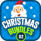 Christmas Poster Bundle Package Volume 02 - GraphicRiver Item for Sale