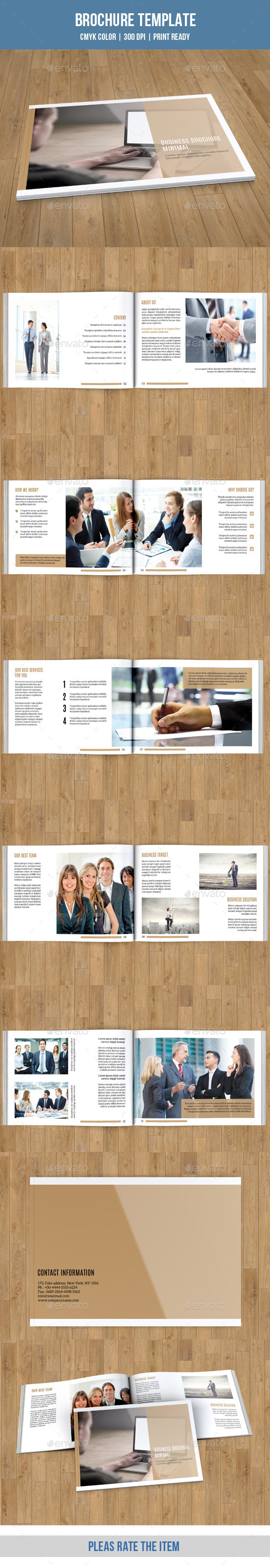 GraphicRiver Business Catalog Template-V139 9386334