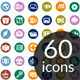 Web Icons Pack - GraphicRiver Item for Sale