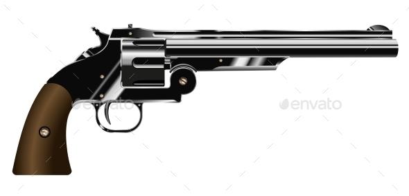 GraphicRiver Revolver 9387172