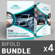 Automobile Business Bi-fold Brochure Bundle | V 1