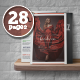 Indesign Magazine Template - GraphicRiver Item for Sale