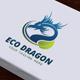 Eco Dragon Logo - GraphicRiver Item for Sale