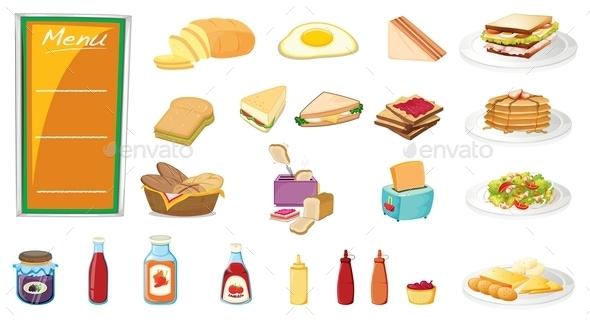 GraphicRiver Food 9400321