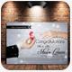 Wedding Invitation Postcard - GraphicRiver Item for Sale