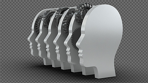 Teamwork Silhouette Concept