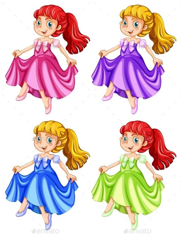 GraphicRiver Princess 9400839