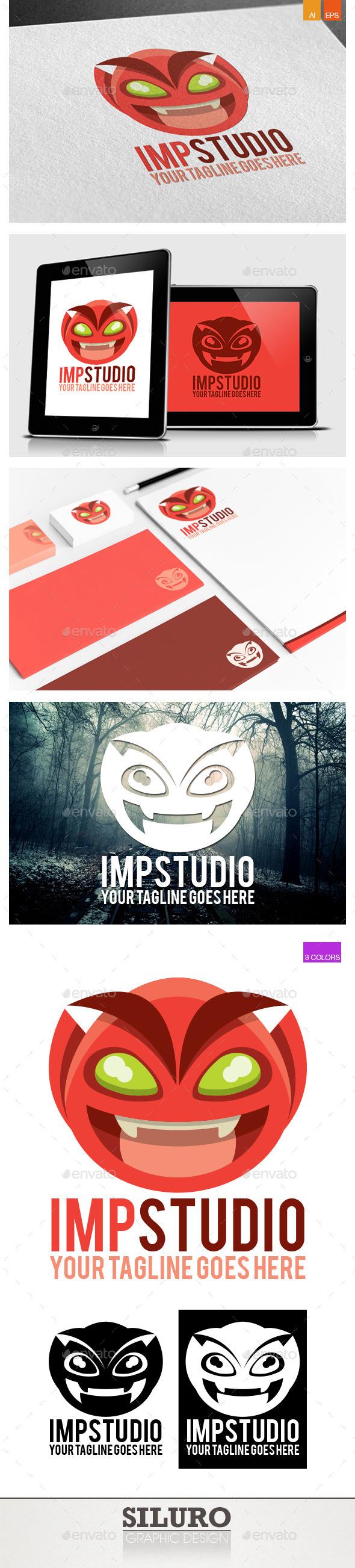 GraphicRiver Imp Logo 9401912