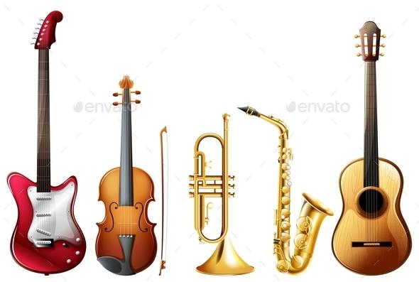 GraphicRiver Music Set 9401961