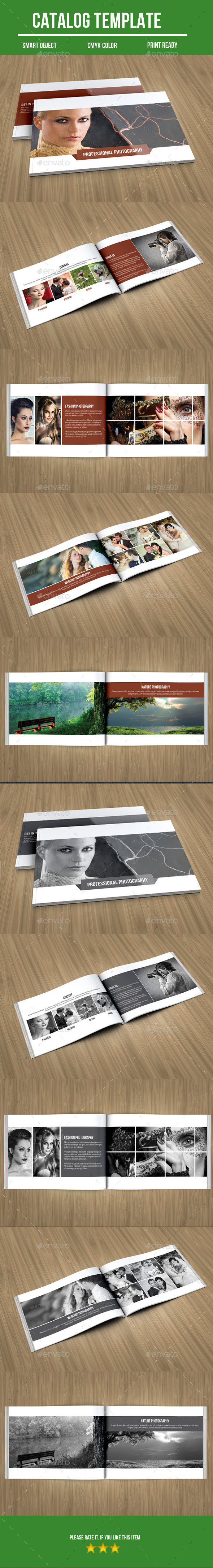 GraphicRiver Photography Portfolio 9402037