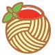 Spaghetti Logo  - GraphicRiver Item for Sale