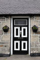 Front door in Scotland - PhotoDune Item for Sale