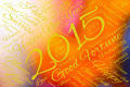 Greeting Card Happy New Year 2015 - PhotoDune Item for Sale