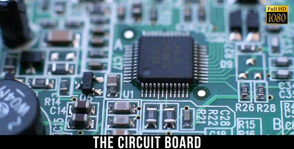 The Circuit Board 32