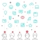 Social Network and Teamwork Concept - GraphicRiver Item for Sale