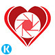 Love Capture Logo - GraphicRiver Item for Sale