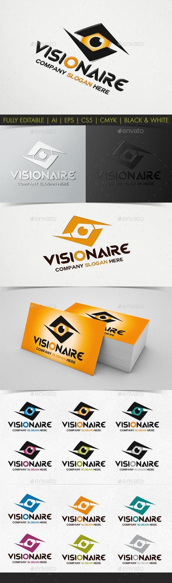 GraphicRiver Visionaire 9404834