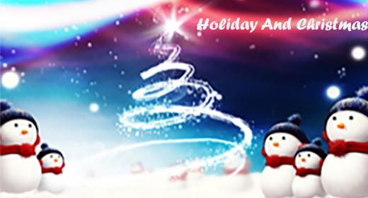 Holiday and Christmas