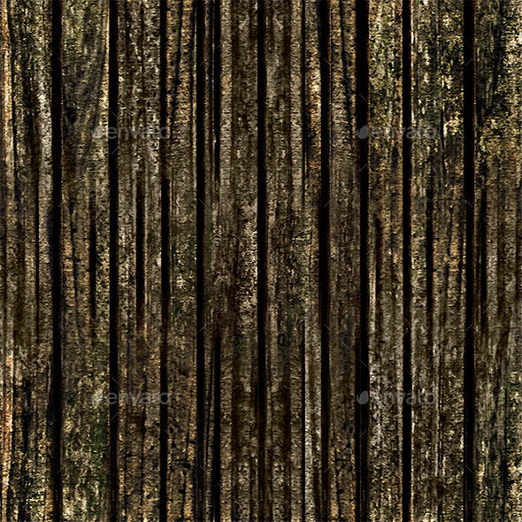 Wooden Roof Grunge Texture - 3DOcean Item for Sale
