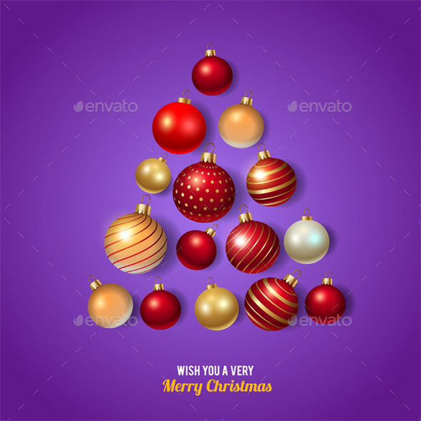 GraphicRiver Christmas Background 9405393