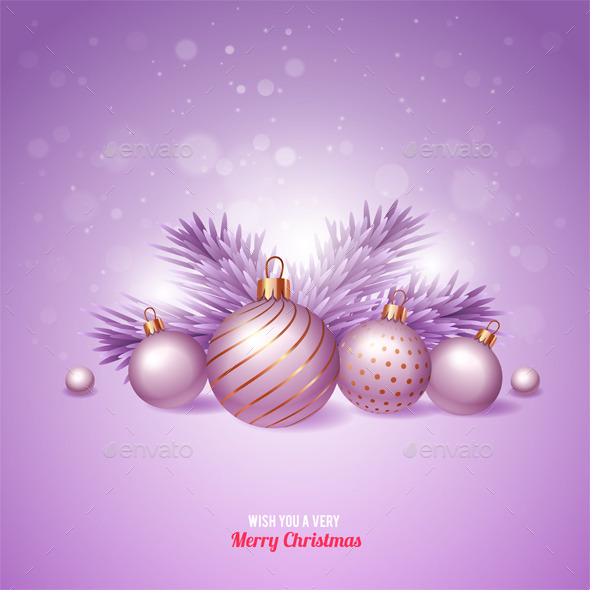 GraphicRiver Christmas Background 9405399
