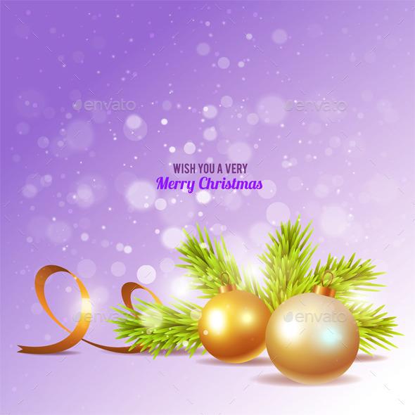 GraphicRiver Christmas Background 9405414