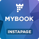 MYBook - Instapage ebook Landing Page - ThemeForest Item for Sale