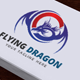 Flying Dragon Logo - GraphicRiver Item for Sale