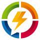 Flashcom Logo - GraphicRiver Item for Sale