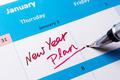 New year plan - PhotoDune Item for Sale