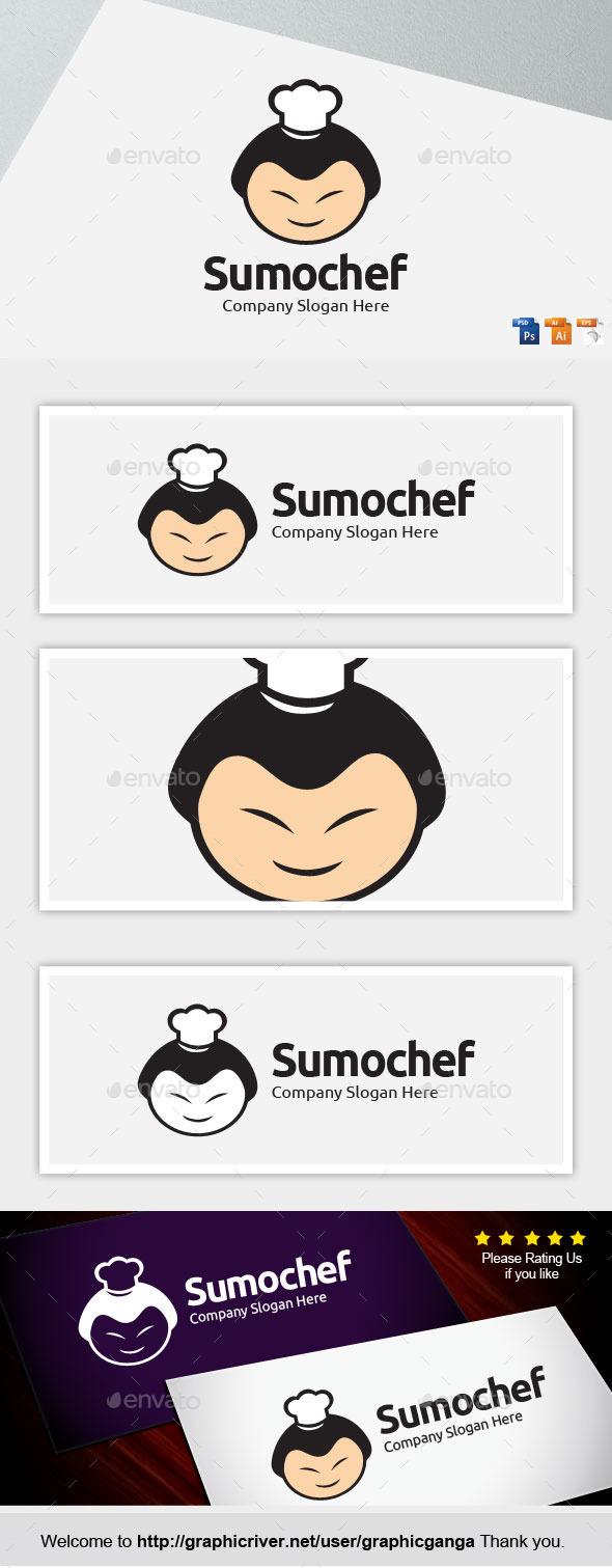 GraphicRiver Sumochef 9406229