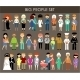 Set of People of Different Professions and Ages - GraphicRiver Item for Sale