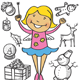 Girl Dressed as a Fairy - GraphicRiver Item for Sale
