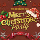 Christmas Party Invite Template - GraphicRiver Item for Sale