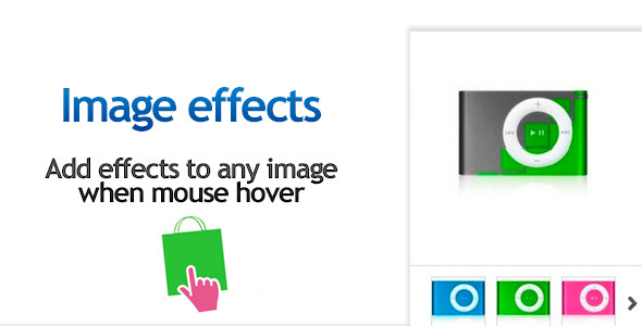 CodeCanyon Prestashop Image Effects 9407143