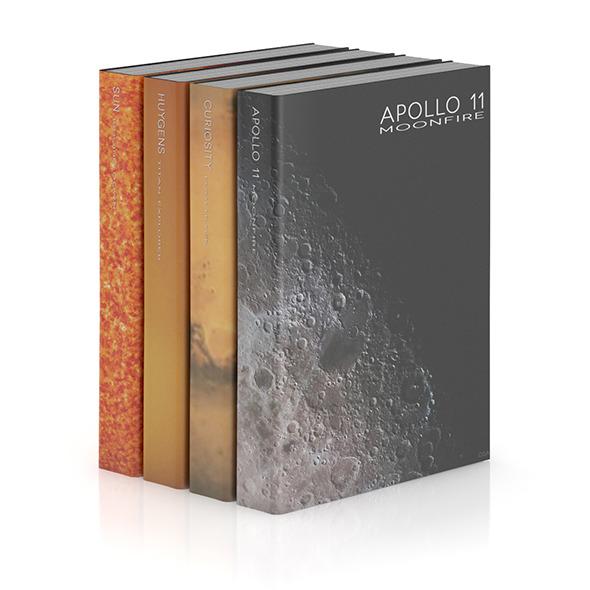3DOcean Books 1 9407312