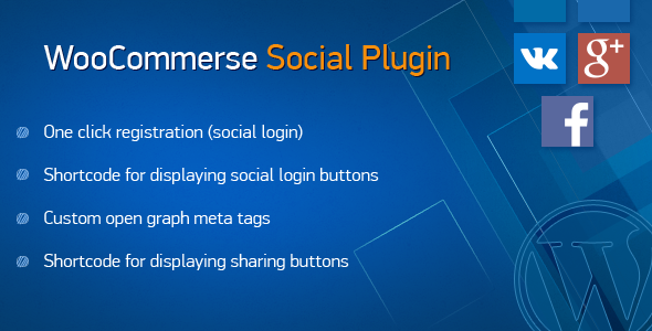 CodeCanyon WooCommerce Social Plugin 9407896