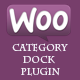 WooCommerce Category Dock Plugin - CodeCanyon Item for Sale
