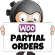 Woocommerce Partial Orders