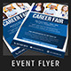 Career Fair Event Flyer - GraphicRiver Item for Sale