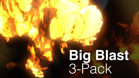 Big Blast 3 Pack