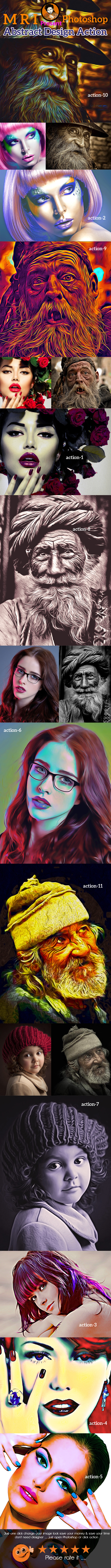 GraphicRiver Oil Art Action 9410045
