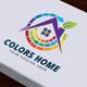 Colors Home Logo - GraphicRiver Item for Sale
